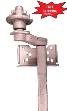 BOAT TRAILER PARTS PLACE - TAMPA FLORIDA -TORSION AXLES KNOTT WITH HUBS