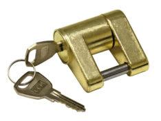 TRAILER COUPLER LOCK 1-59402