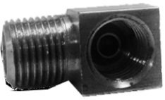 ELBOW BRASS FITTING 28-HE