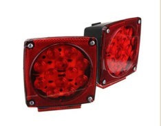 "TAIL LIGHT LED UNDER 80"" WIDE"