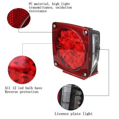 TAIL LIGHT LED KIT 43-J24245-NC 2