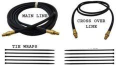 BRAKE LINE KITS (UFP)