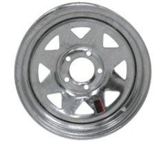 Wheels Only - GALVANIZED