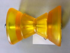 BOW STOP ROLLERS /BELLS PO1722 - PO1722-4 BOAT TRAILER PARTS PLACE - TMAPA, FLORIDA