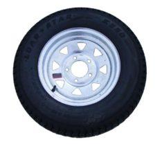 Galvanized Wheel Assemblies 14in-15in