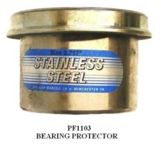 Bearing Protector Stainless Steel 2.717 PF1103