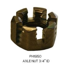 AXLE NUTS
