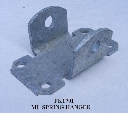 SPRING HANGER FORMED PK1701