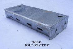 "BOLT ON STEP 8"" PK2043"
