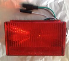 COMBINATION TRAILER LIGHTS PL0510 - PL0520 ALSO AVAIL IN LED BOAT TRAILER PARTS PLACE - TAMPA, FLORIDA