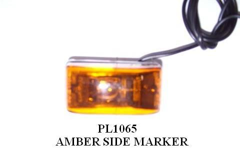 MARKER LIGHTS AMBER PL1184 – PL1065 3