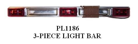 LIGHT BAR LED BULBS PL1186