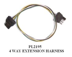 2FT WIRE HARNESS EXTENSION