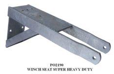 WINCH SEATS SUPER HEAVY DUTY