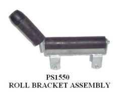 PONTOON ROLL BRK ASSY W/ROLLERS PS1550