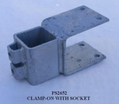 CLAMP ON BRACKET PS2652