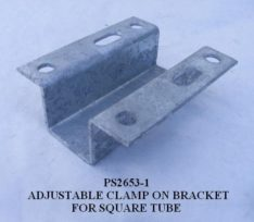 CLAMP ON BRACKET 1.5in TUBE PS2653-1
