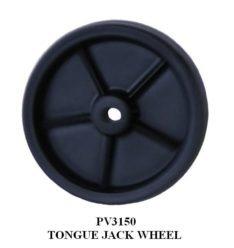 "6"" TONGE JACK WHEEL PV3150"