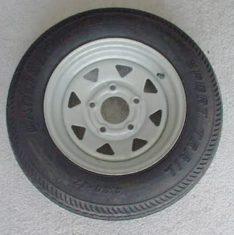 Wheel Assemblies (Radial)