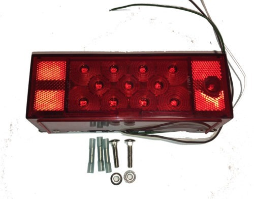 TAILLIGHT WATERPROOF LED RH-LH PL1180 – PL1182 2